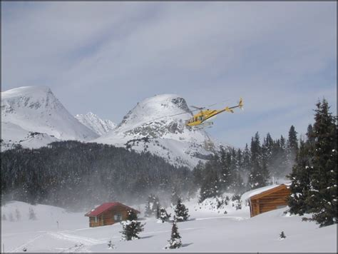 Headway Flying headway systems mount assiniboine