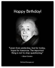 cool birthday quotes famous birthday messages