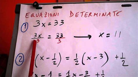 test equazioni di primo grado equazioni di primo grado