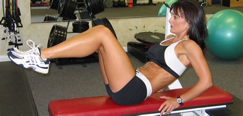 bench leg pull in how to lose belly fat experts training fitness powerup