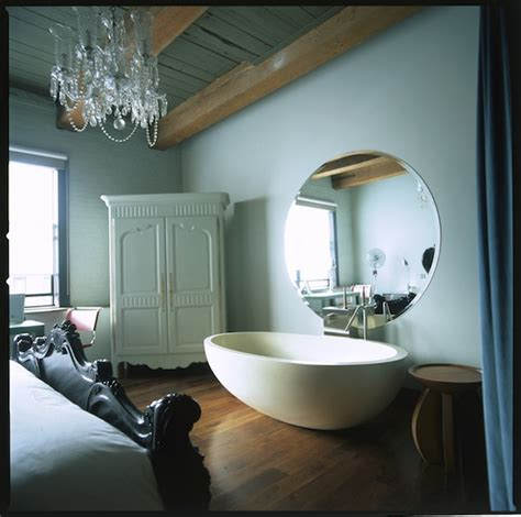 bathtubs nyc inspiration soho house new york camille styles
