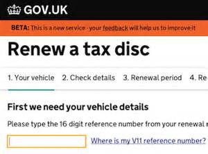 dvla new car tax simpler clear and faster car tax dafydd vaughan