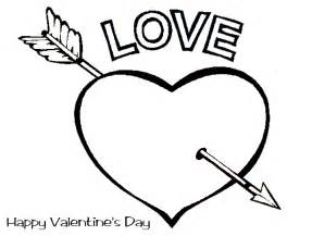 valentines day coloring free coloring pages of s day hearts