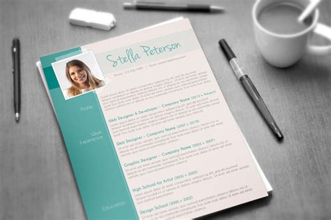 fancy resume templates fancy resume template o jpg 1396002449