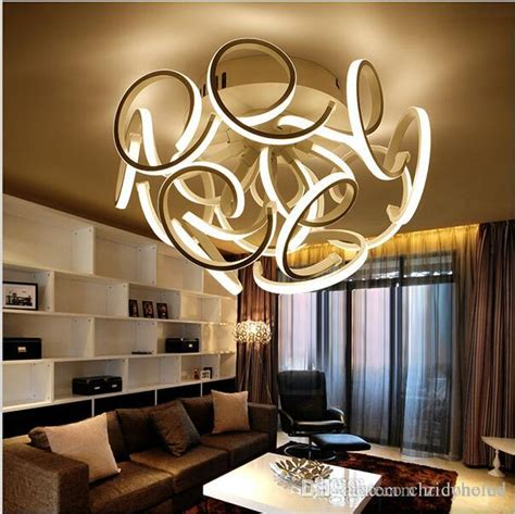 Dining Room Pendant Light by 2018 2017 Creative Modern Minimalist Led Ceiling Lighting