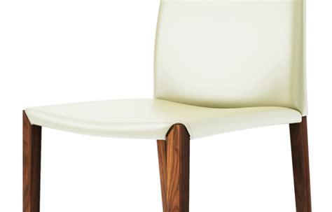 Stuhl Als Nachttisch by Stuhl Aus Holz Und Leder