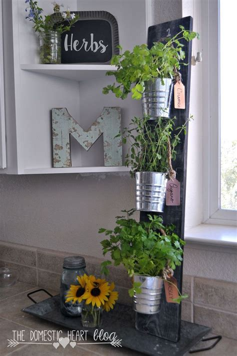 herb shelf grow herbs right in your kitchen for under 10 gardens