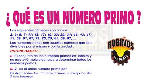 Design A Floorplan by Numeros Primos Cuales Son Los Numeros Primos Numeros
