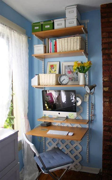 Diy Small Apartment Ideas Diy Home Office Small Spaces Decorating Your Small Space