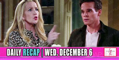 yr recap one night the young and the restless recaps the young and the restless yr recap nikki wonders what