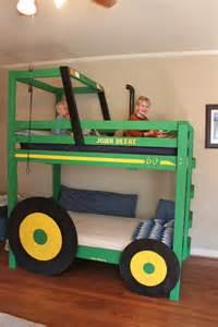 187 deere tractor bunk bed plans pdf