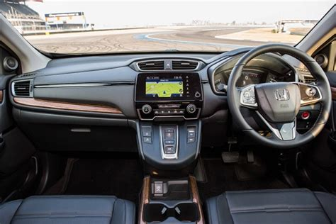 A 1 Auto Upholstery 2017 Honda Cr V Thai Spec Revealed Ahead Of Launch