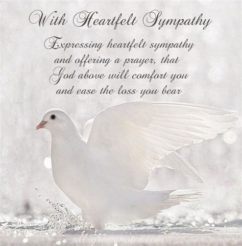 condolence quotes inspirational sympathy quotes and sayings quotesgram