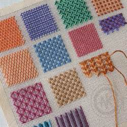 needlepoint stitches stitch variations needleknowledge