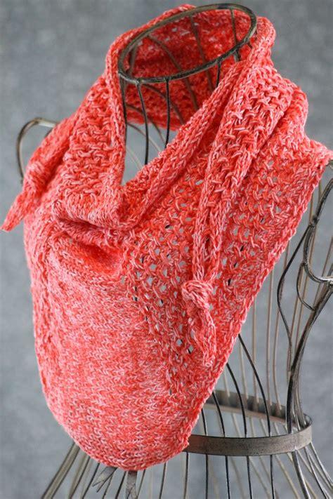 allfree knitting cluster shawlette allfreeknitting