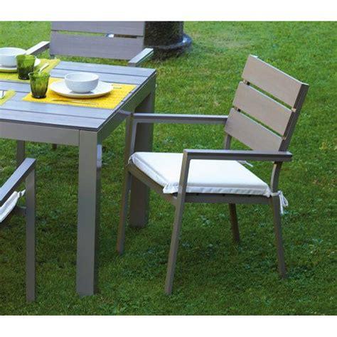 sedia da giardino sedia da giardino in resin wood moneglia san marco