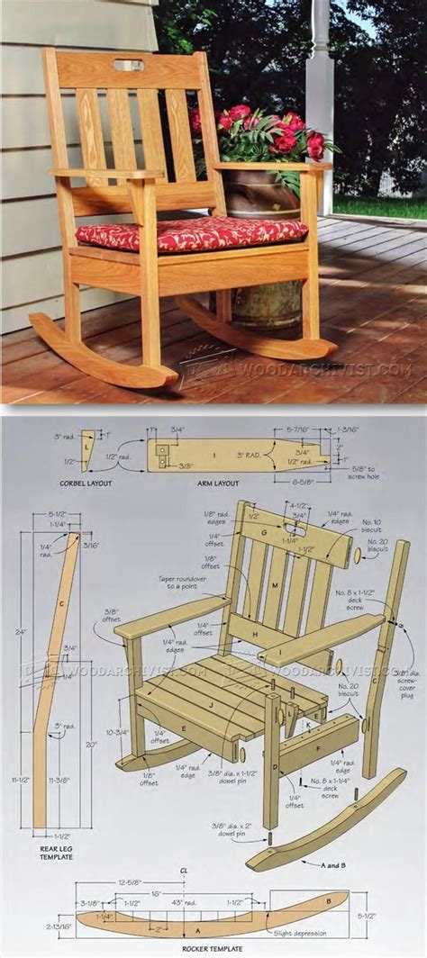 outdoor rocking chair outdoor furniture plans
