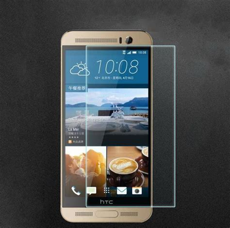 Tempered Glass Htc M8 Desire One 5 Inchi Screen Guard Anti Gores Kaca new 0 26mm screen protection tempered glass for