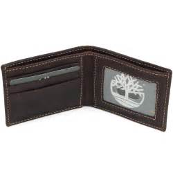 rugged mens wallet genuine delta leather timberland slimfold mens wallet rugged bifold thin id card ebay