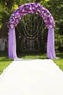 wedding arches okc wedding archs on purple wedding wedding arches and arches