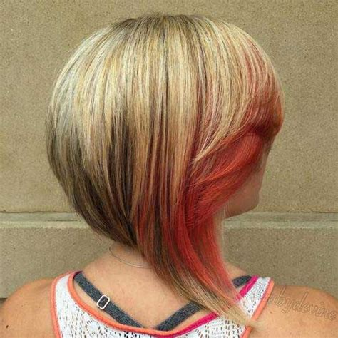 photos of angle bobs with layers layered angled bob hairstyles www pixshark com images