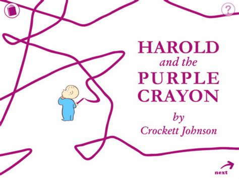harold and the purple harold and the purple crayon lets your child participate in harold s imaginitive adventure