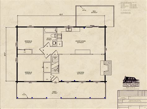 100 5 bedroom log home floor plans modular log cabin