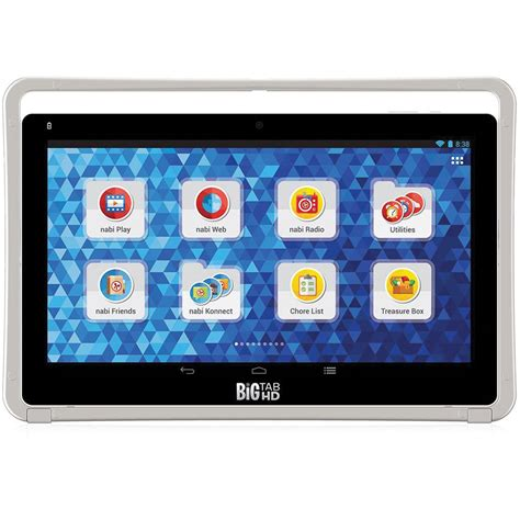 Imunos 4 Tab 20 Tab Nabi 16gb Big Tab Hd 20 Quot Wi Fi Tablet Btnv20aus B H Photo