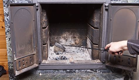Fireplace Creosote by Do Creosote Sweeping Logs Work Doctor Flue Inc