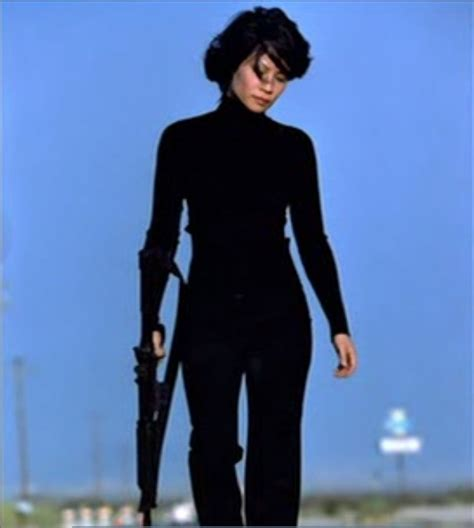 When Bad Clothes Happen To Liu by Liu As O Ren Ishii Liu In Kill Bill The All