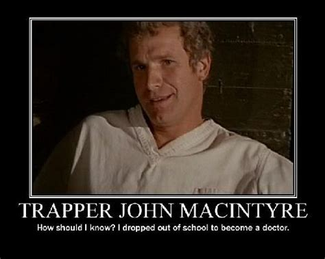 Shwing Meme - trapper john mcintyre brought to you by m a s h 4077 and