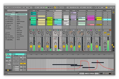themes for ableton live 9 ableton live 9 music macfn com