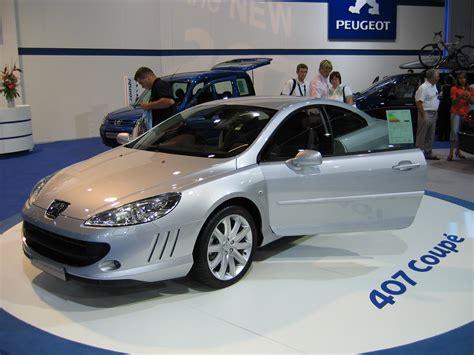 peugeot 407 coupe modified peugeot 407 coupe 2012 pics auto database com