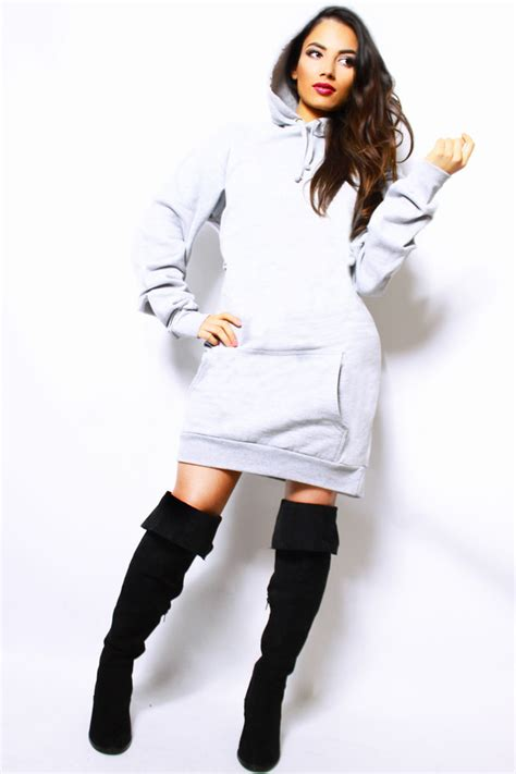 Dress Hodie sweater dress hoodie dress hoody sweater dress hoody