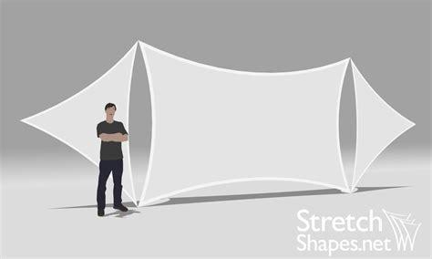 Stretch Decor Fabric by Lycra Stretch Fabric Decorations Stretch Shapes