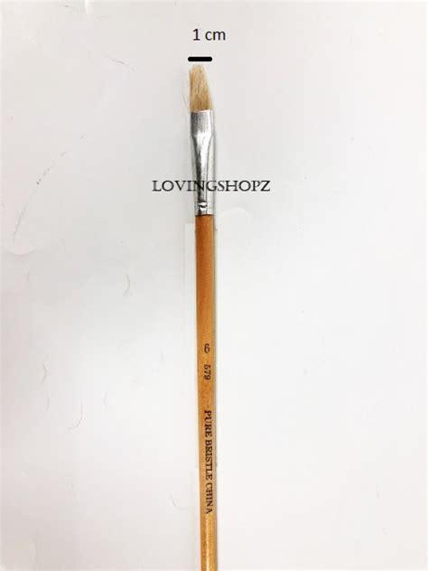 Kuas Lukis No 6 Toscano distributor alat tulis kantor dan stationary kuas gambar