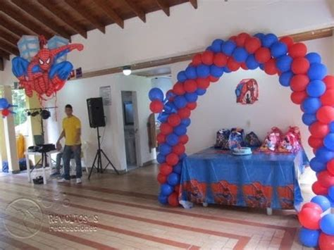decoracion fiestas infantiles youtube decoracion del hombre ara 209 a fiestas infantiles youtube
