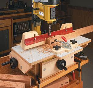 tools jigs fixtures woodsmith plans