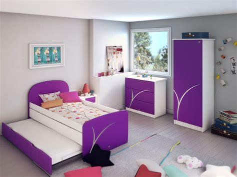 id馥 d馗oration chambre fille d 233 coration chambre fille violet