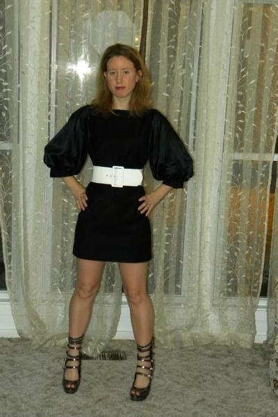 black bebe dresses white bebe belts brown bebe shoes