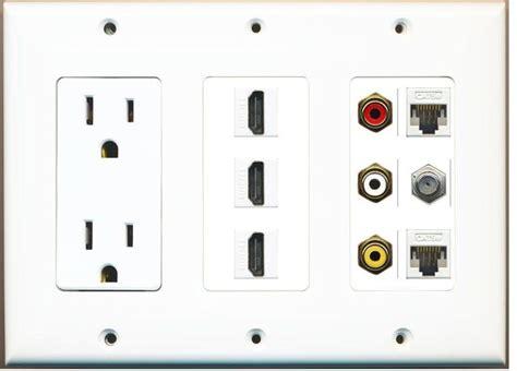 Bedroom Power Outlet 12 Fantastiche Immagini Su 3 Wall Plates Su