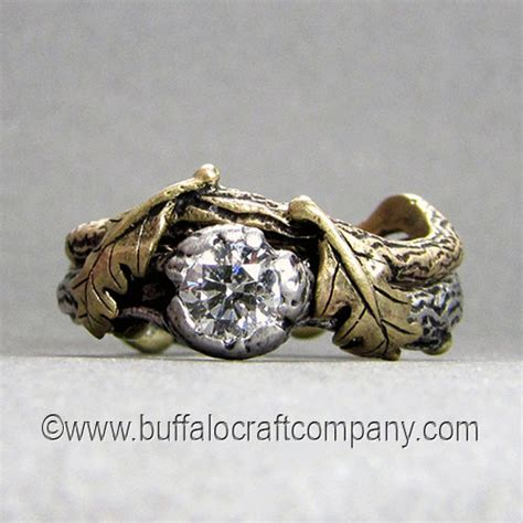 Wedding Ring Nature by The Most Wedding Rings Nature Inspired Wedding Rings