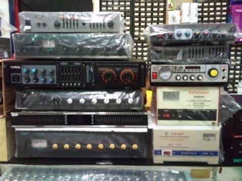 Mixer Audio Bma indahelektronik elektronik sparepart