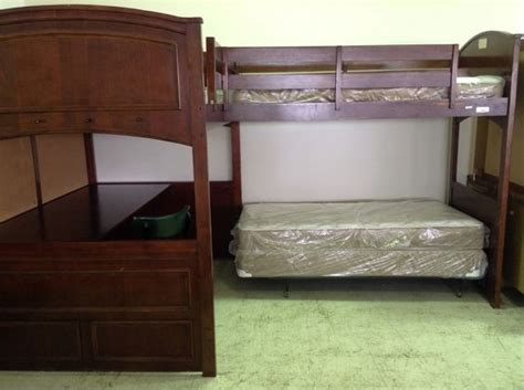 bunk beds tulsa bunk beds tulsa ok new wood bunk bed w steps and storage tulsa for sale in tulsa