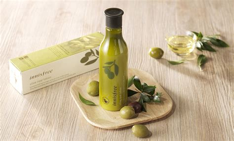 Innisfree Olive Real Lotion innisfree olive real lotion 160ml 11street malaysia serums and boosters