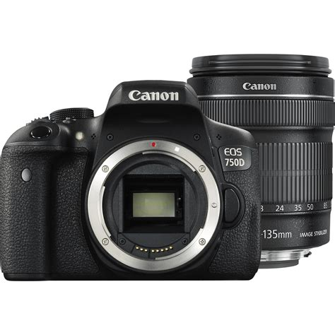 Canon Eos 750d 18 135mm Stm Wifi canon eos 750d 18 135mm is stm lens in wi fi cameras