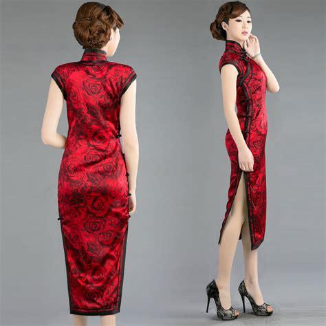 traditional chinese cheongsam dresses traditional chinese cheongsam dresses
