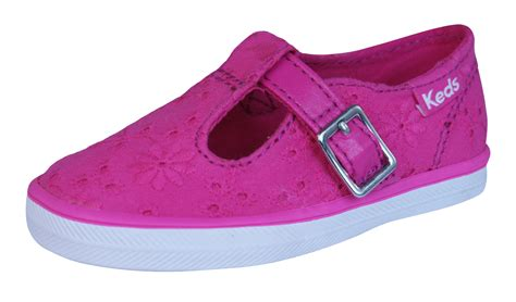 keds t strappy trainers shoes pink at