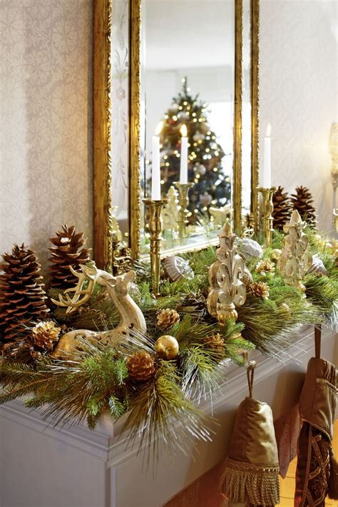 decorated mantels pictures 381 best images about winter new year s