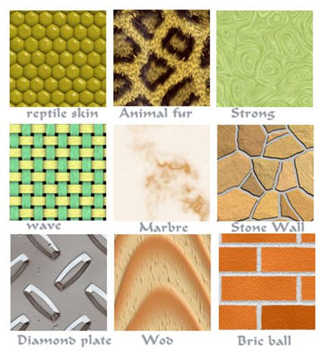 imagenes visuales y tactiles eye candy 5 textures